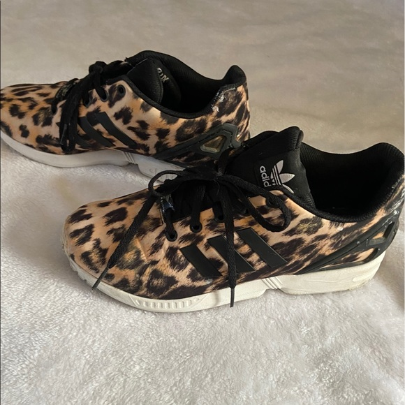 Torsion Zx Flux Ortholite Leopard Mens
